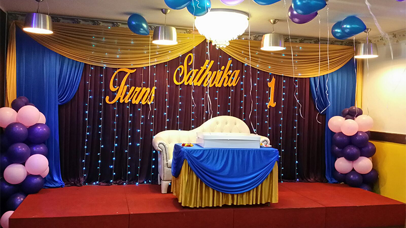 Birthday Party Function Banquet Amp Indian Function Halls
